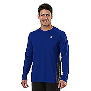 Mens Road Runner Sports Switch It Up Long Sleeve No Zip Technical Tops
