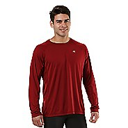 Mens Road Runner Sports Speed Play Crew Long Sleeve No Zip Technical Tops