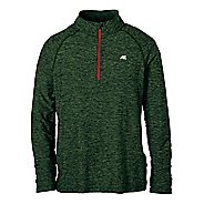 Mens R-Gear In The Zone Half-Zip Long Sleeve Technical Tops