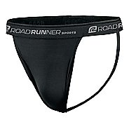 Mens Road Runner Sports Keep-It-Cool Supporter 3 pk Underwear Bottoms
