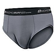 Mens Road Runner Sports Keep-It-Brief Brief 3 pk Underwear Bottoms