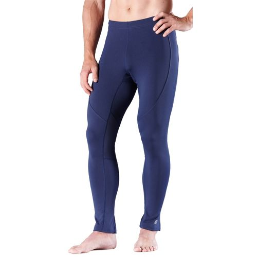 Mens R-Gear High-Speed Compression Fitted Tights - Midnight Blue M