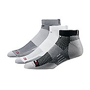 Road Runner Sports Drymax Dry-As-A-Bone Thin Cushion Low 3 pack Socks