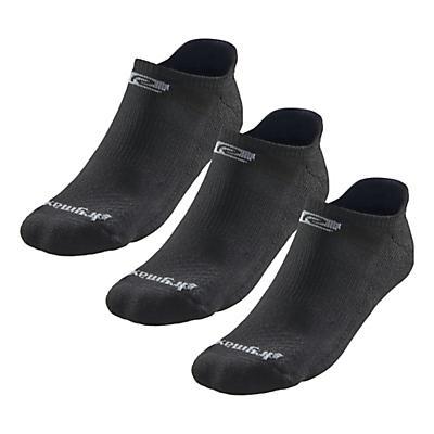 Road Runner Sports Drymax Dry-As-A-Bone Medium Cushion No Show Tab 3 pack Socks