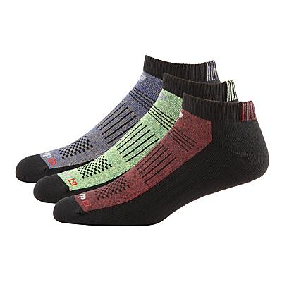 R-Gear Drymax Off-Road Trail Medium Cushion Low 3 pack Socks