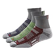 Road Runner Sports Drymax Off-Road Trail Quarter 3 pk Socks