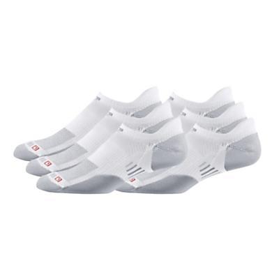 Road Runner Sports Drymax Dry-As-A-Bone Thin Cushion No Show 6 pack Socks