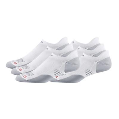 Road Runner Sports Drymax Dry-As-A-Bone Medium Cushion No Show 6 pack Socks