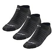 Road Runner Sports Drymax Light & Quick Thinnest No Show 3 pack Socks