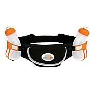 Road Runner Sports Double Duty 2-Bottle Belt Hydration