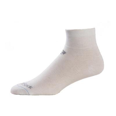 Road Runner Sports Twice As Nice Thin Cushion Qtr 3 pack Socks