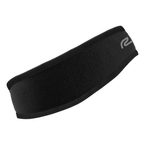Road Runner Sports Head On Out Headband Headwear - Black L/XL