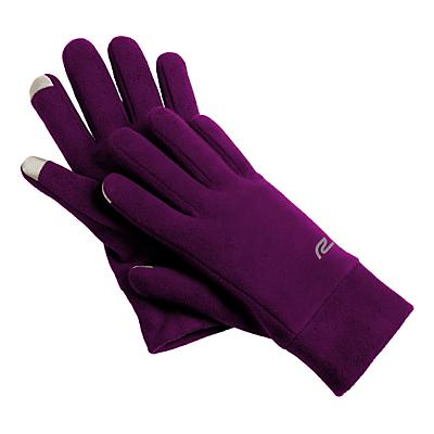 Road Runner Sports Blizzard Blocker Fleece Gloves Handwear