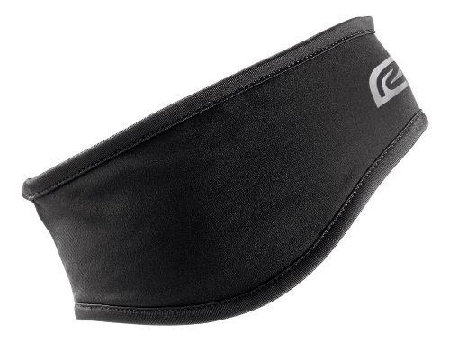 Road Runner Sports Ready to Run Headband Headwear - Black S/M