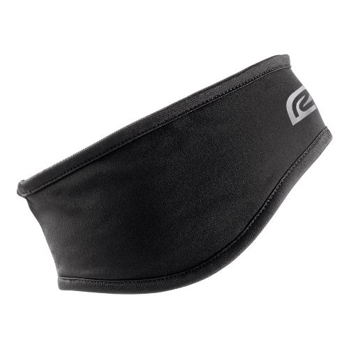 Road Runner Sports Ready to Run Headband Headwear - Black S/M