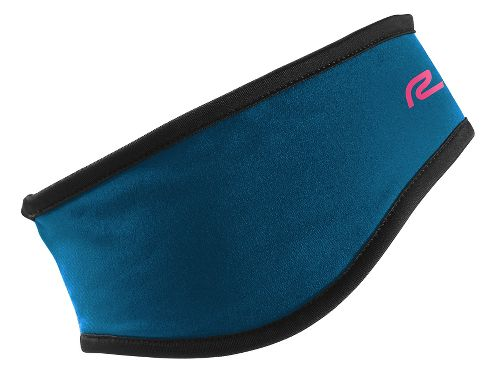 Road Runner Sports Ready to Run Headband Headwear - Peacock Blue S/M