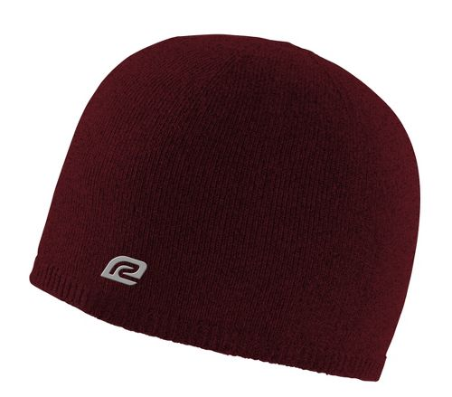 R-Gear Warm-Up Wooly Hat Headwear - Heather/Vintage Red