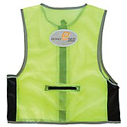 R-Gear Vested In Safety Visibility Vest - Neon Green L/XL