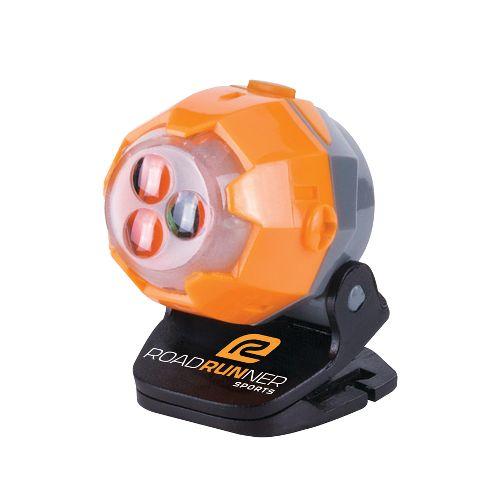 R-Gear Stowaway Strobe Clip-On LED Safety - Orange