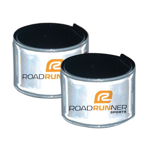 R-Gear Snap To It Reflective Snapband Safety - Silver