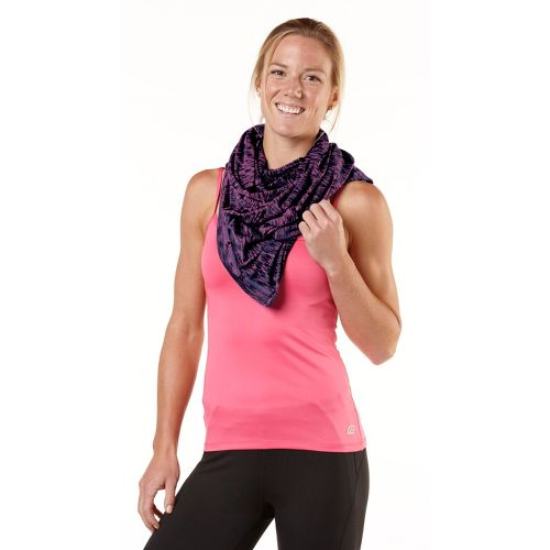 Womens R-Gear Wrap It Up Scarf Headwear - Plum Crazy