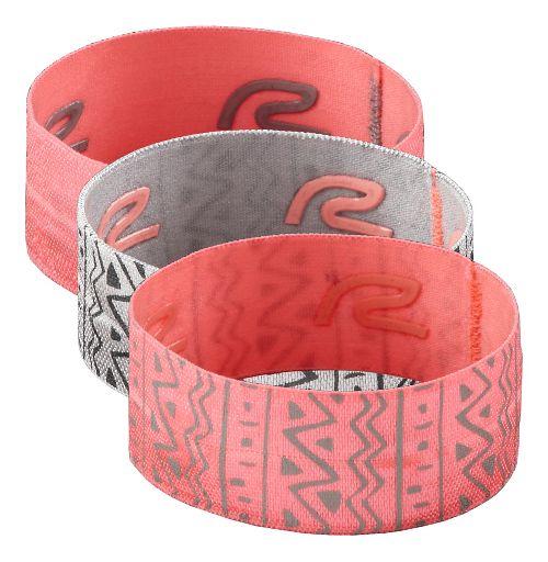 Road Runner Sports Banzai Hair Tie 3 pack Headwear - Tribal