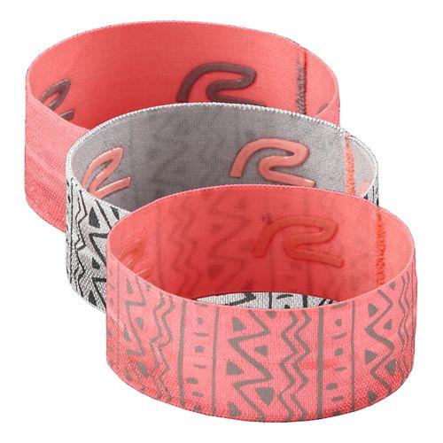 Road Runner Sports Banzai Hair Tie 3 pack Headwear - Dot