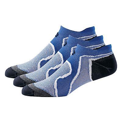 R-Gear Dryroad Simple & Speedy Thin No Show Tab 3 pack Socks