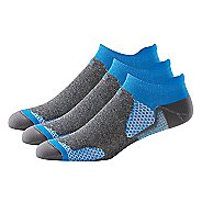 R-Gear Dryroad Simple & Speedy No Show Tab 3 pack Socks