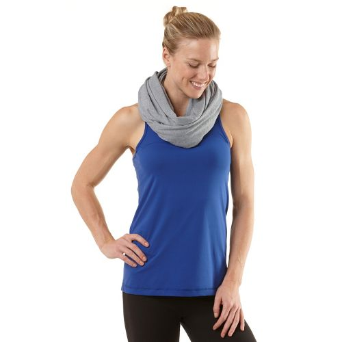 Womens R-Gear Wound Up In Lace Scarf Headwear - Heather Charcoal