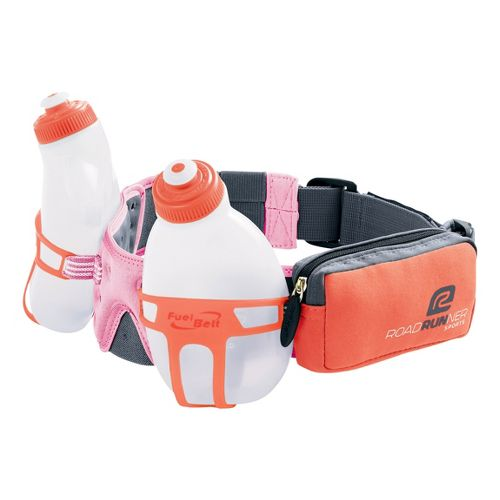 R-Gear Double Take 2-bottle Belt Hydration - Tickled Pink