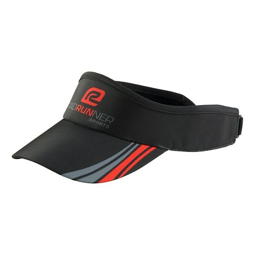 R-Gear Tailwinds Visor Headwear - Steel/Flame