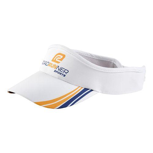 R-Gear Tailwinds Visor Headwear - Cobalt/Varsity Gold
