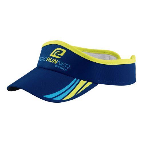 R-Gear Tailwinds Visor Headwear - Midnight/Electrolyte