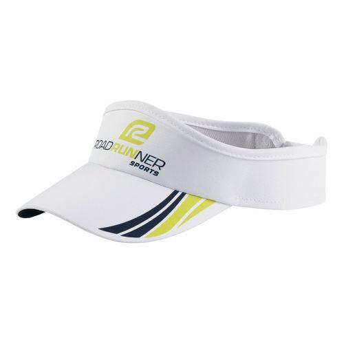 R-Gear Tailwinds Visor Headwear - White/Electrolyte