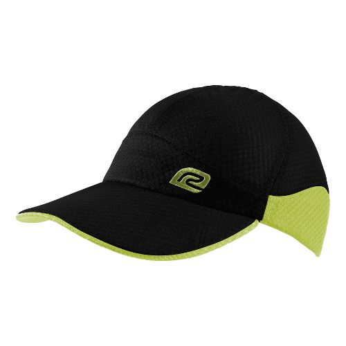 Womens R-Gear MESH RUN CAP Headwear - Black