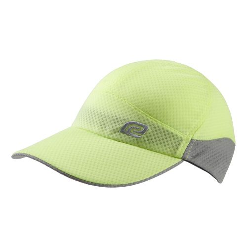 Womens R-Gear MESH RUN CAP Headwear - Citron
