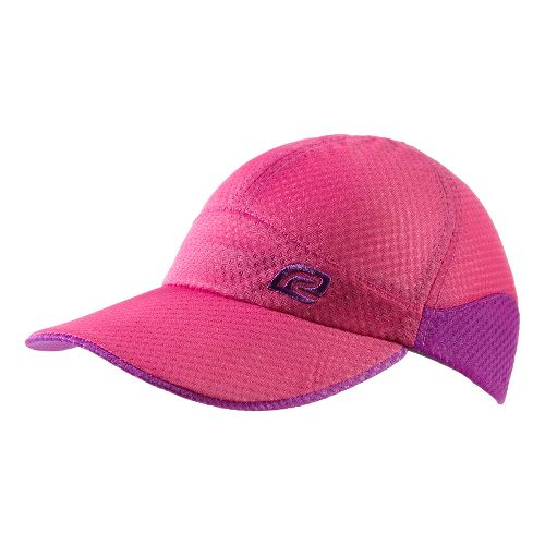 Womens R-Gear MESH RUN CAP Headwear - Plum Crazy