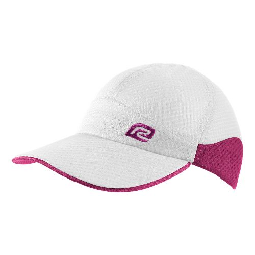 Womens R-Gear MESH RUN CAP Headwear - Pink Berry