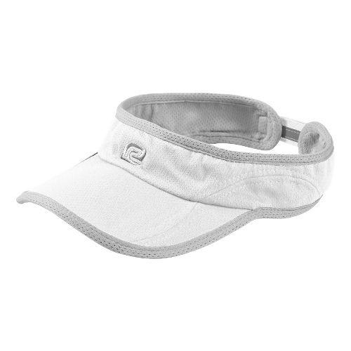 R-Gear SCULPTED VISOR Headwear - White