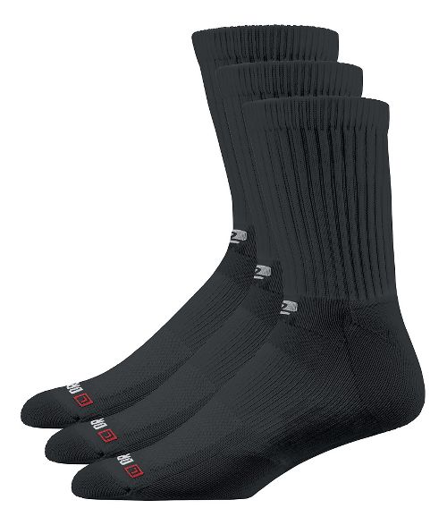 Donation to Socks for Soldiers 3 pack Socks - Black L