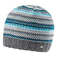 Womens R-Gear Lucky Striped Beanie Headwear