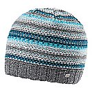 Womens Road Runner Sports Lucky Striped Beanie Headwear