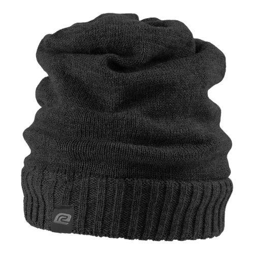 Womens R-Gear Knit What It Seems Neck Warmer Headwear - Heather Charcoal
