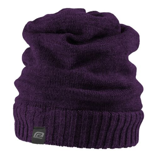 Womens R-Gear Knit What It Seems Neck Warmer Headwear - Heather Plum Pop