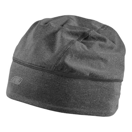 Womens R-Gear Set The Tone Beanie Headwear - Heather Charcoal