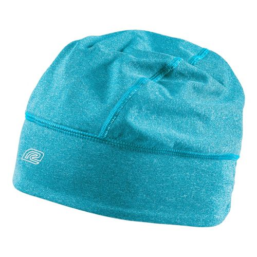Womens R-Gear Set The Tone Beanie Headwear - Heather Teal Appeal