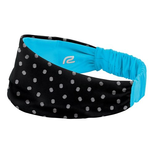 R-Gear Over-the-Top Reversible Headband Headwear - Blue Lagoon