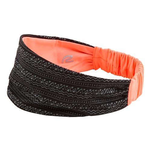 R-Gear Over-the-Top Reversible Headband Headwear - Just Peachy