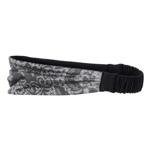 R-Gear Over-the-Top Reversible Headband Headwear - Heather Charcoal/Black